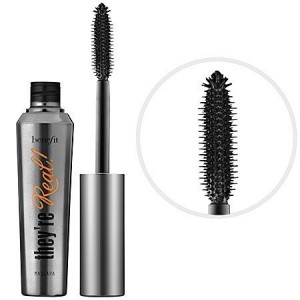 BENEFIT COSMETICS they're real! mascara beyond mascara