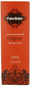 Fake Bake Luxurious Golden Bronze Original Self Tanning Lotion