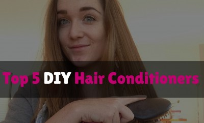 Top 5 DIY Hair Conditioners