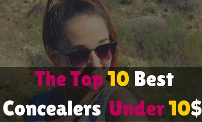 Top 10 Best Concealers For Under 10$