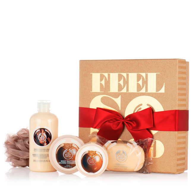 Christmas Gift Sets Body Shop.Cheap Christmas Gifts At The Bodyshop Uk
