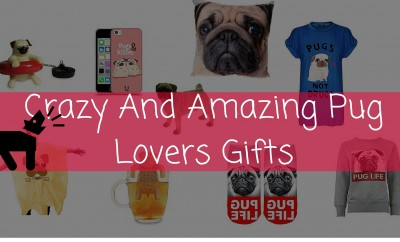 Crazy And Amazing Pug Lovers Gifts