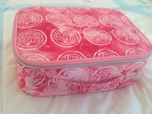 Soap and Glory Products I Got 2015