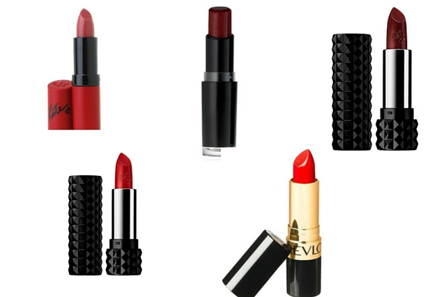 Top 5 Best Red Lipsticks For This Party Season