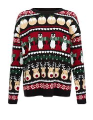 Half Price Ugly Christmas Jumpers At Amazon