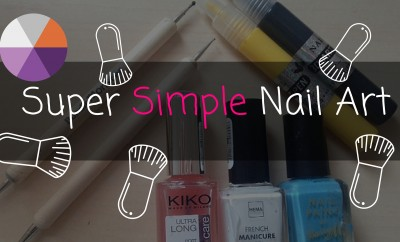 Super Simple Nail Art