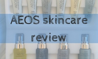 AEOS skincare review