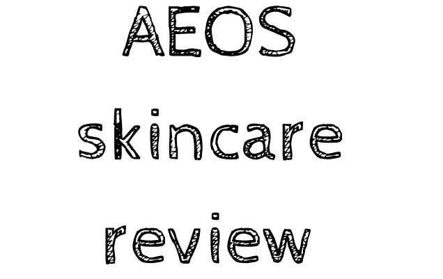 AEOS skincare review
