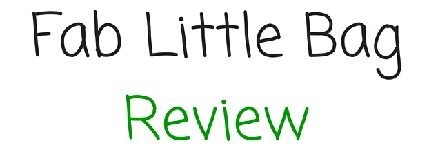 Fab Little Bag Review