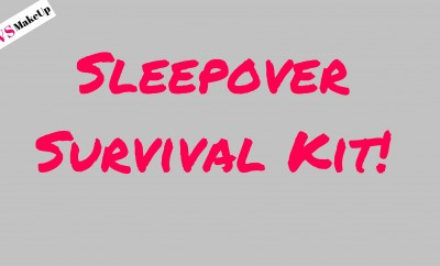 Sleepover Survival Kit