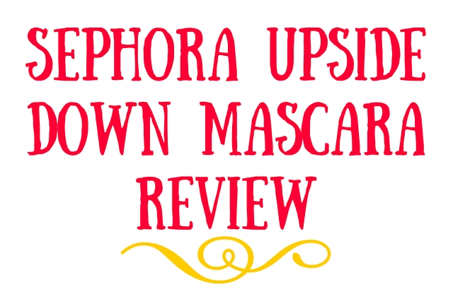 sephora mascara
