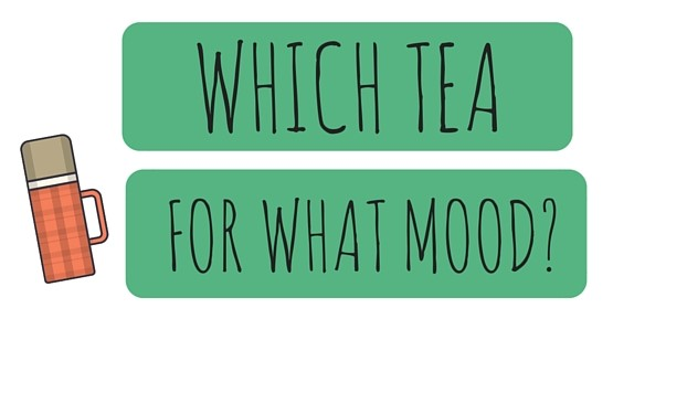 mood enhancing herbal teas