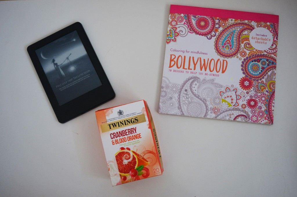 bollywood coloring book