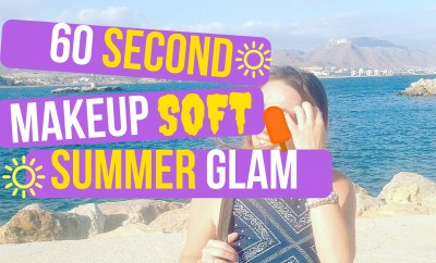 60 Second Makeup Soft Summer Glam