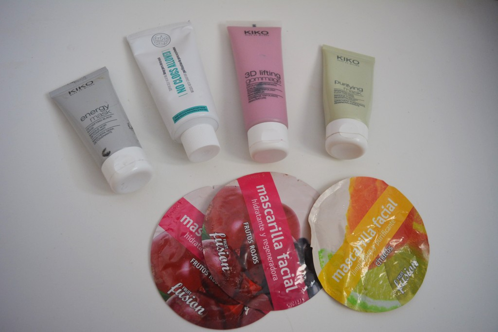 my face mask collection