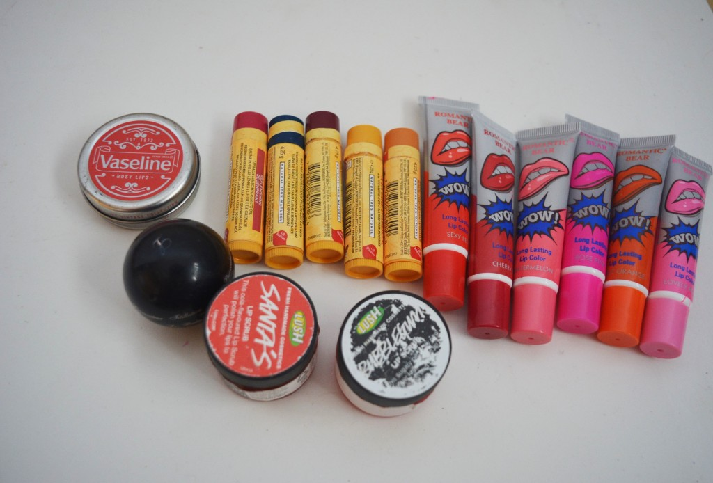beauty lip favorites