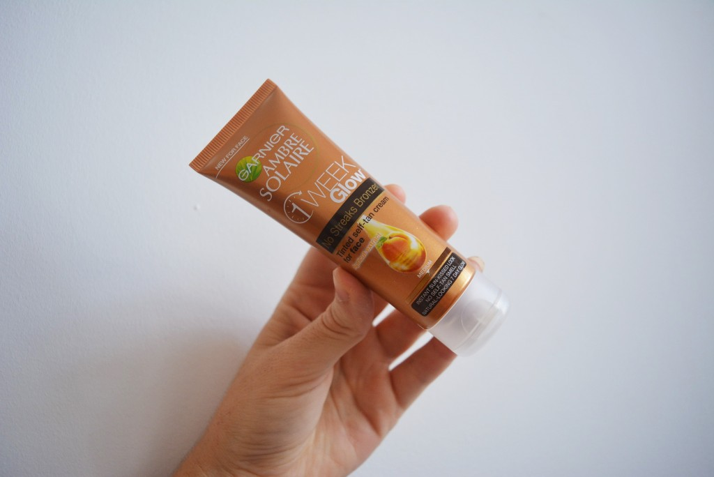 Self-tan cream for face review