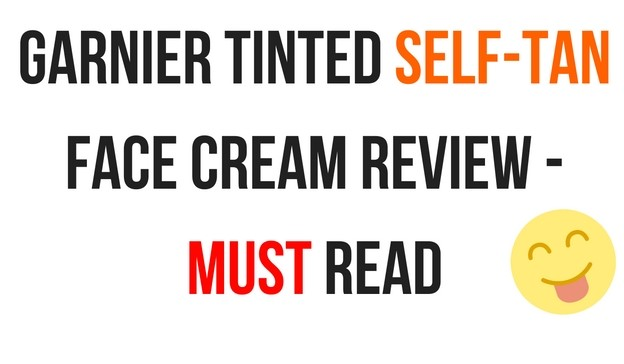 Garnier Tinted Self-Tan Face Cream