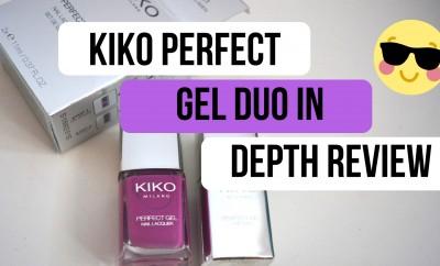 Kiko Perfect Gel Duo In Depth Review