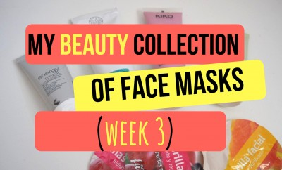 My Beauty Collection Of Face Masks