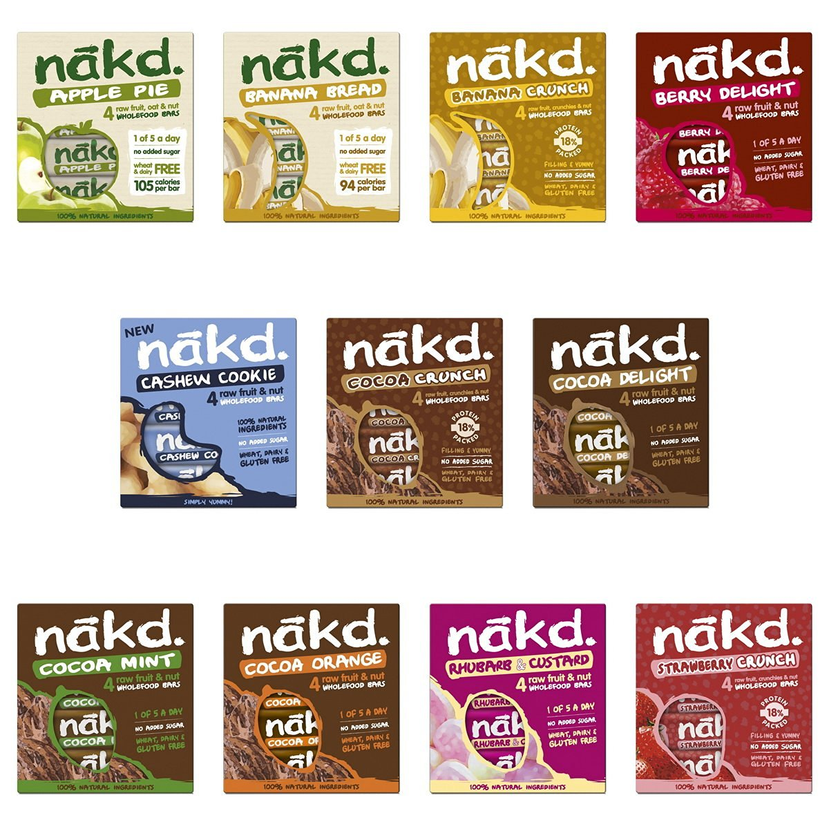 travel accessories nakd bars picture