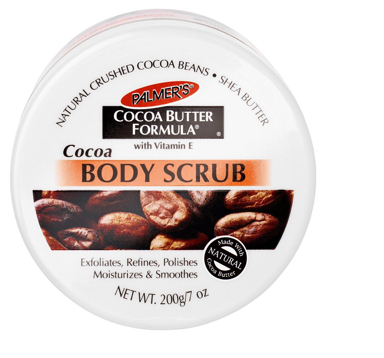 winter body scrub palmers cocoa butter