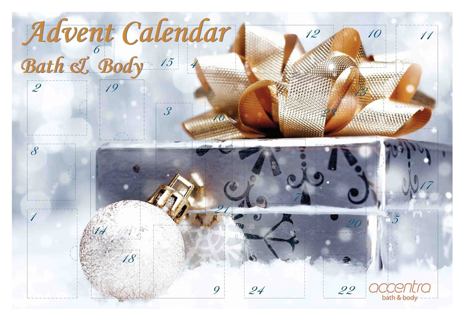 body and bath stuff advent