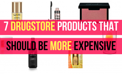 7 Drugstore Products That Should Be Way More Expensive