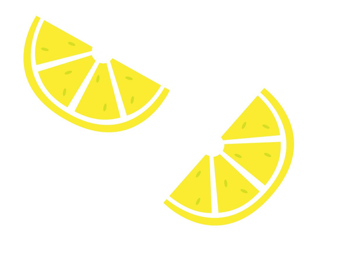 lemon for ice tea