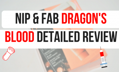 Ultimate Review Of Nip & Fab Dragons Blood