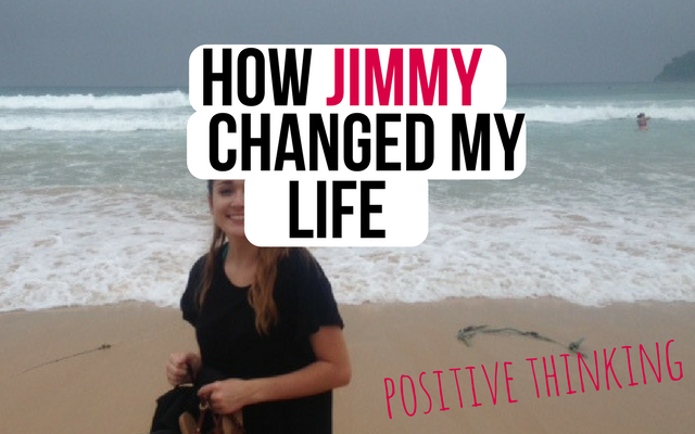 How A Positive Outlook Changed My Life