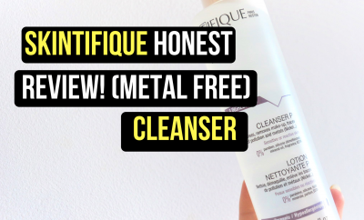 Honest Skintifique Cleanser P Review (Nickel Free)